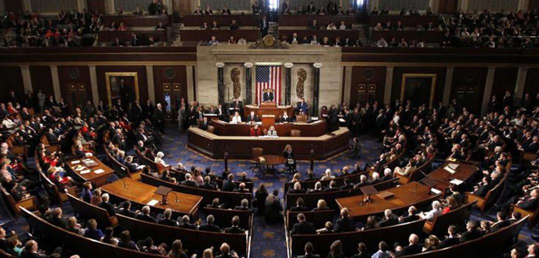 USA Congress session