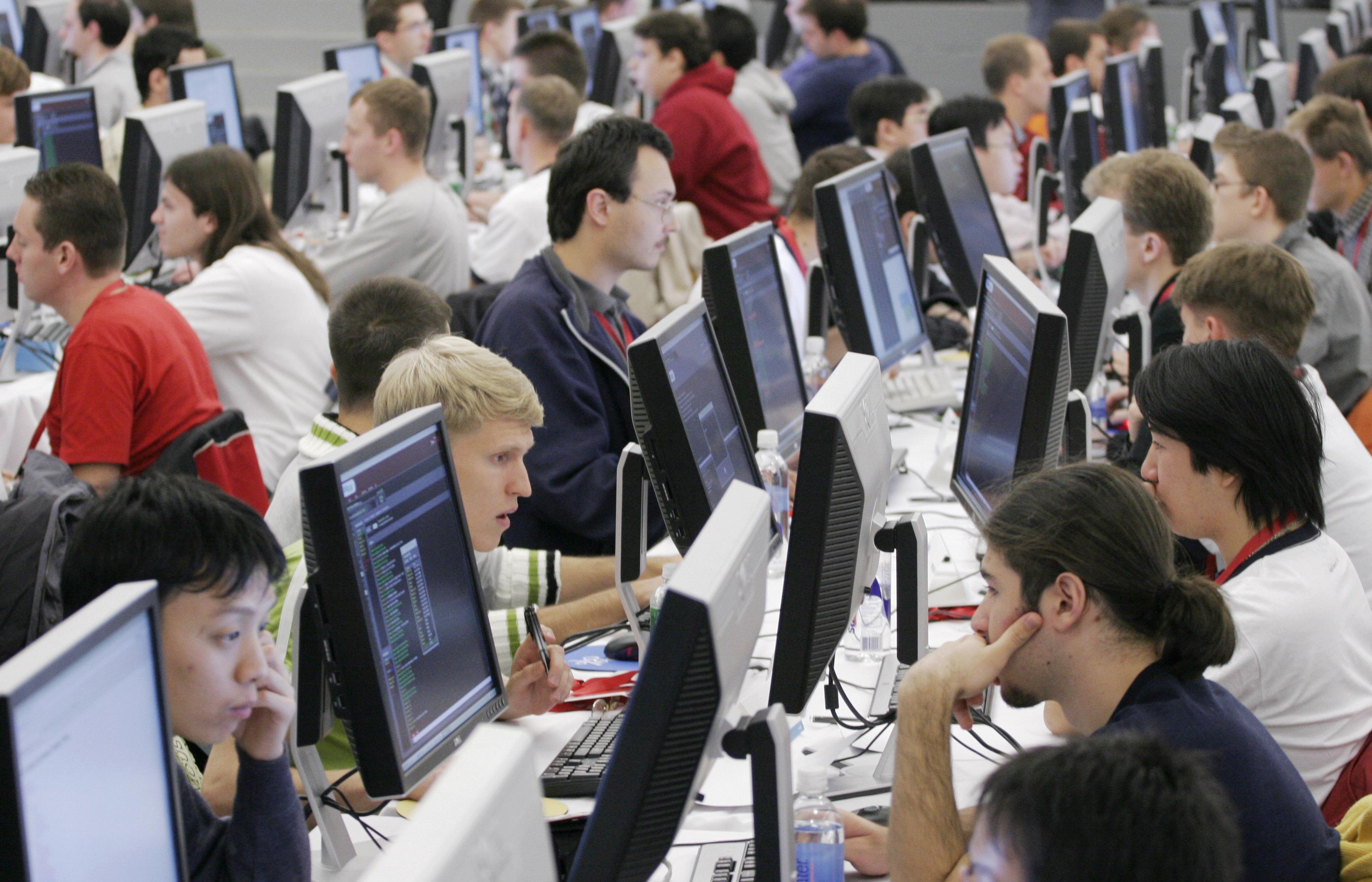 Открытый конкурс разработка программного обеспечения