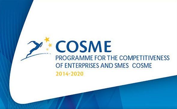 Програми підтримки підприємців COSME