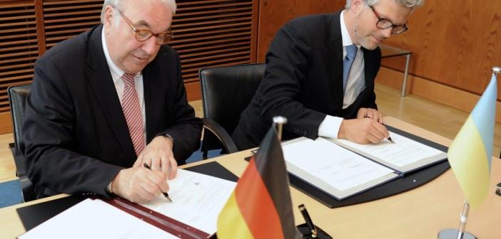 Німеччина та Україна продовжують співробітництво в сфері підготовки управлінських кадрів до 2019 року